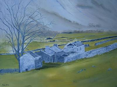 Across The Dales Art Print by Andy Davis