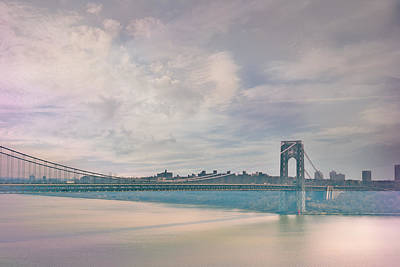 Photograph - Across The Gw Bridge by Elvira Pinkhas