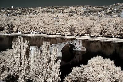 Photograph - Across The Rhone by John Rizzuto