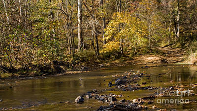 Photograph - Across The River by Sandra Clark
