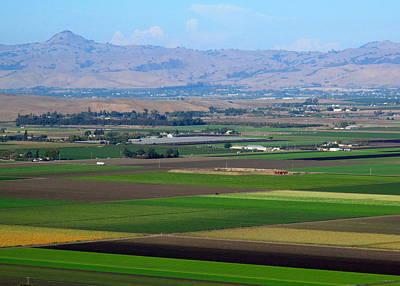 Photograph - Across The Valley by Derek Dean
