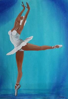 Painting - Acrylic Msc 144 by Mario Sergio Calzi