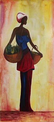 Painting - Acrylic Msc 160 by Mario Sergio Calzi