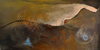 Painting - Act by David Figielek