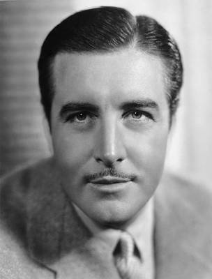 Actor Photograph - Actor John Boles by Underwood Archives