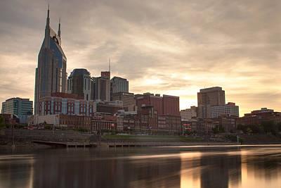 Nashville Photograph - Acts 1 8 by David Johnston