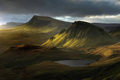Scotland Wall Art - Photograph - Adagio by David Bouscarle