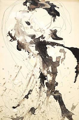 Painting - Adam by Giorgio Tuscani