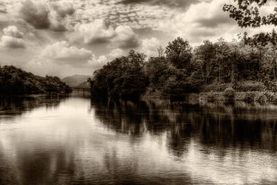 Photograph - Adda River 2 by Roberto Pagani