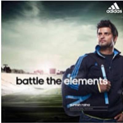 Celebs Photograph - #addidas #cricketor #sureshraina #raina by Saurabh Dua