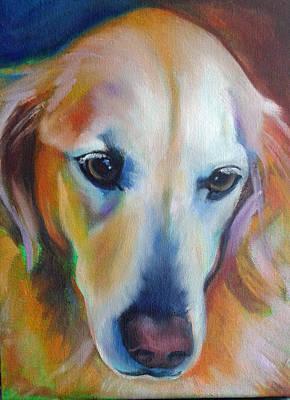 Painting - Addie by Kaytee Esser