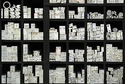 Shelves Photograph - Address by Donghee, Han