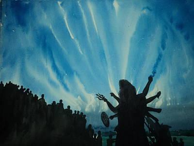 Adieu Original by Ayanangshu Sarkar