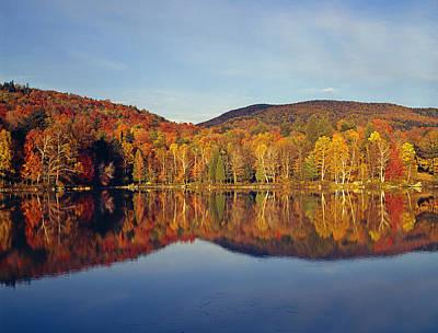 Photograph - 131704-adirondack Reflect by Ed  Cooper Photography