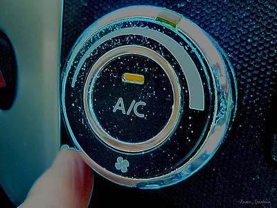 Photograph - Adjusting The Air Conditioning by Renee Trenholm
