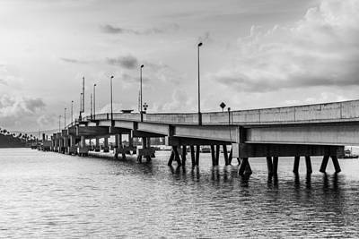 Photograph - Admiral Clarey Bridge by Jason Chu