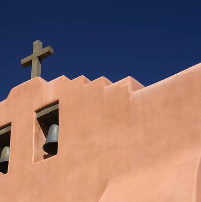 Photograph - Adobe Church by Heidi Hermes