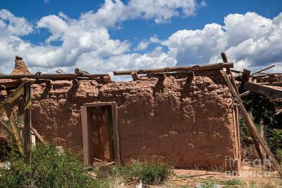 Photograph - Adobe Walls by Jim McCain