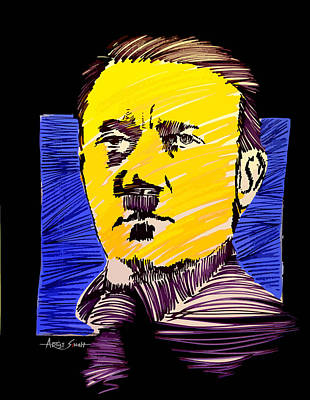 Adolf Hitler  Original by Artist Singh