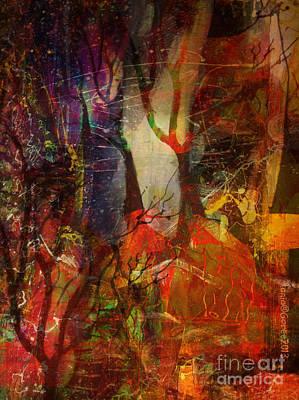 Adoration Art Print by Fania Simon