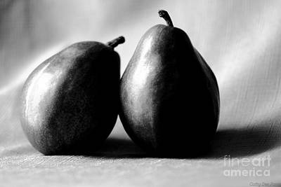 Photograph - Adore Pair  by Cathy Dee Janes