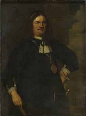 Zeeland Drawing - Adriaen Banckert, Lieutenant-admiral From Zeeland by Litz Collection