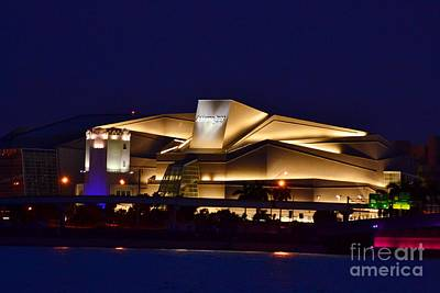 Adrienne Arsht Center Performing Art Art Print
