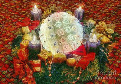 Advent  Art Print by Odon Czintos