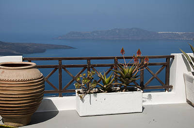 Photograph - Aegean Dreaming by Brenda Kean