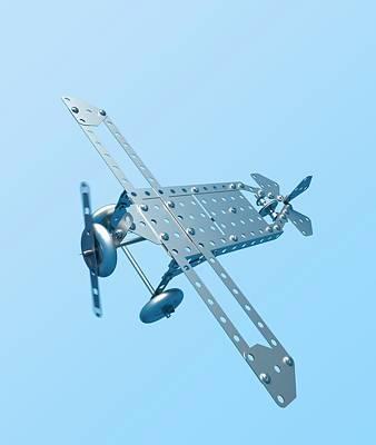 Aeronautical Engineering Art Print