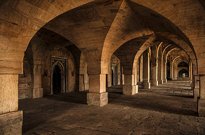 Photograph - Afghan Arches by Valerie Rosen