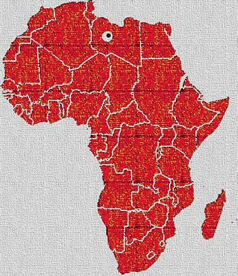 Digital Art - Africa Calling by Giuseppe Epifani