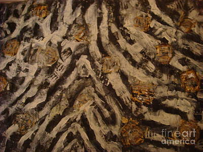 Painting - Africa II by Fereshteh Stoecklein