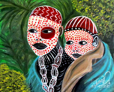 African Brothers Original by Veronica V Jackson