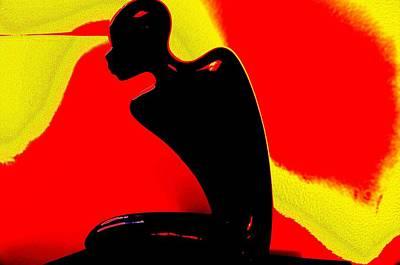 African Pride Art Print by Ricardo Scott