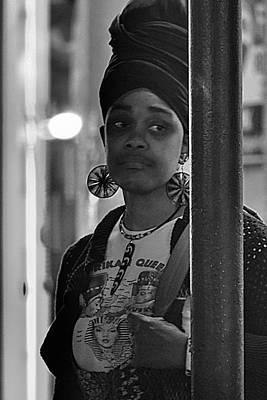 Photograph - Afrikan Queen by Nadalyn Larsen