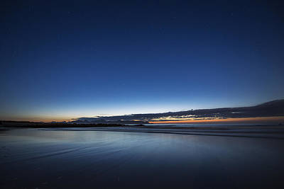Stars Photograph - After Sunset by Frank Olsen