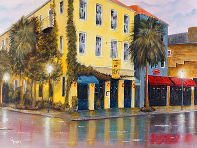 Painting - After The Rain by Chris Fraser