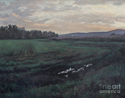 Painting - After The Rain by Gregory Arnett