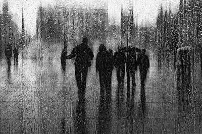 Munich Photograph - After The Rain by Roswitha Schleicher-schwarz