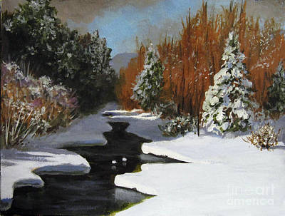 Painting - After The Storm by Carol Hart