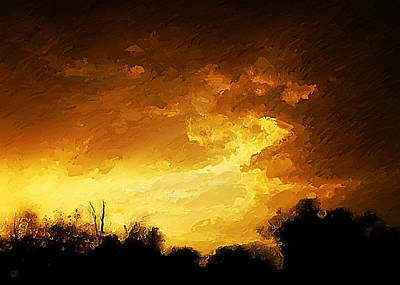 After The Storm Art Print by Cj Grant