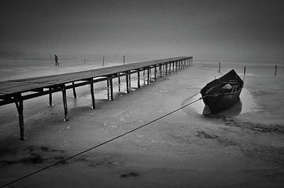 Shore Lines Photograph - After The Storm by Emilian Avr?mescu