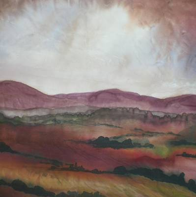 Painting - After The Storm by Hazel Millington