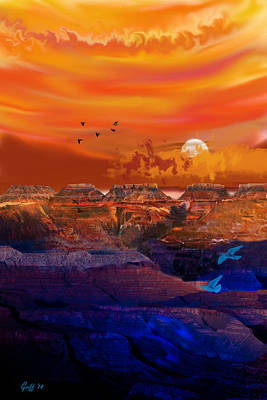 Digital Art - After The Storm by J Griff Griffin