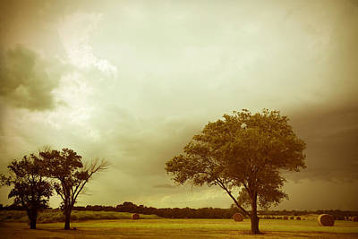 Photograph - After The Storm - Landscape - Photography by Ann Powell