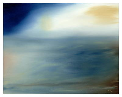 Wall Art - Painting - After The Storm by Linda Wimberly
