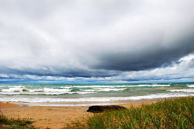 Rollos Photograph - After The Storm Waterscape by Christina Rollo