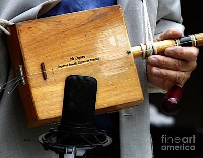 Primitive Photograph - After Twenty-five Cigars  by Steven Digman