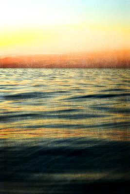 Afterglow Art Print by Michelle Calkins